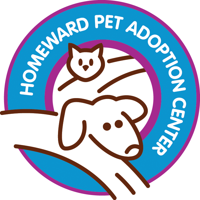 homeward pet logo